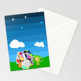Little Katamari Stationery Cards
