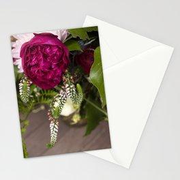 Peonies & Veronicastrum Stationery Cards