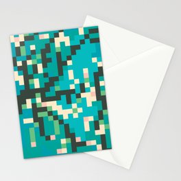 Pixelossom Stationery Cards