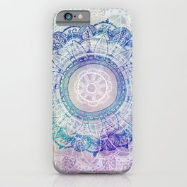 Free Mandala iPhone Case