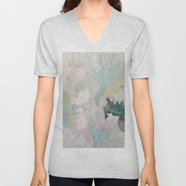 A Thousand Lilacs Unisex V-Neck