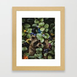don't wait until heaven to bloom Framed Art Print