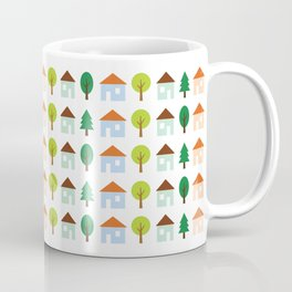 The Essential Patterns of Childhood - Home Coffee Mug