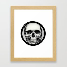 existence as we know it Framed Art Print