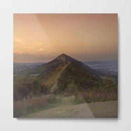 Malvern Hills Metal Print