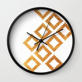 Gold nordic design Wall Clock