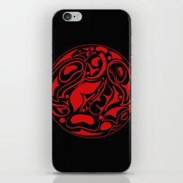 Abstract Indigenous Ornament iPhone Skin