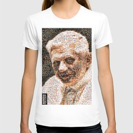 BEHIND THE FACE Ratzinger   Homosexuals T-shirt