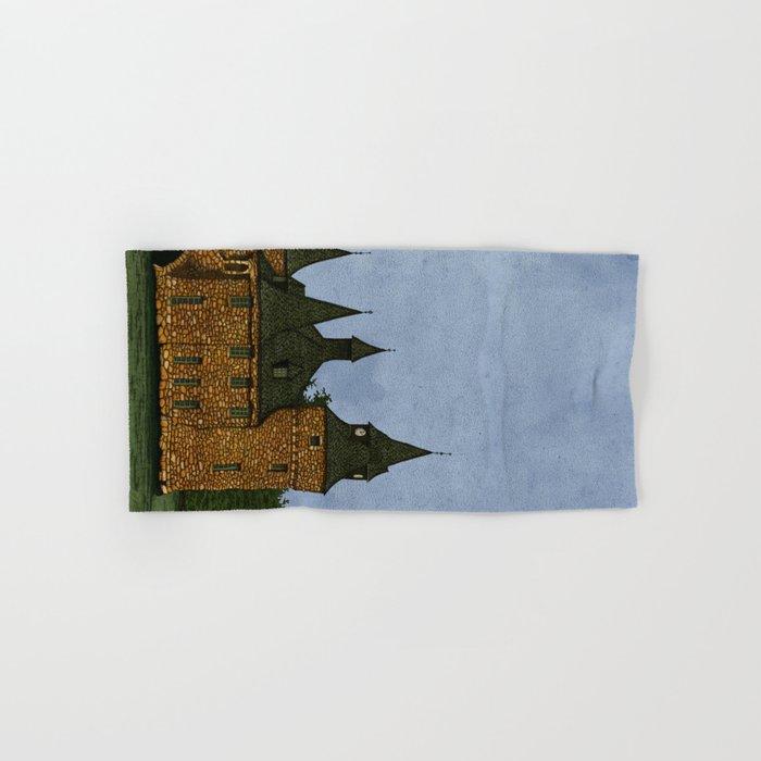Jethro's Castle Hand & Bath Towel