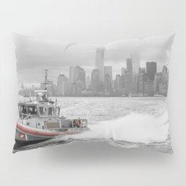 Coast Guard and NYC Pillow Sham