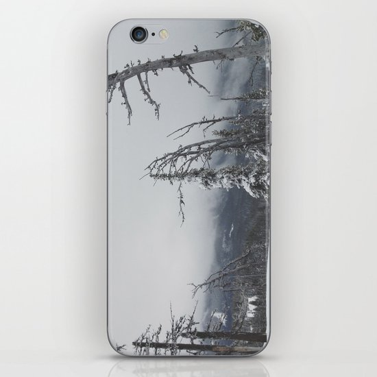 Where The Trees Die iPhone & iPod Skin