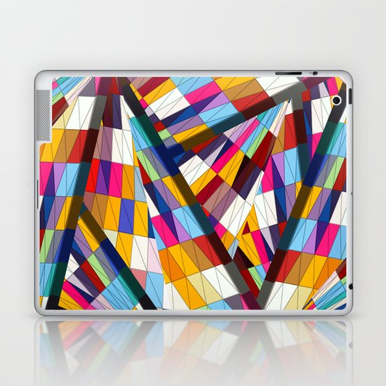 Take Me Laptop & iPad Skin