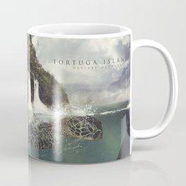 Tortuga Island Coffee Mug