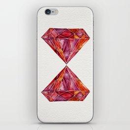 Million-Carat Ruby iPhone Skin