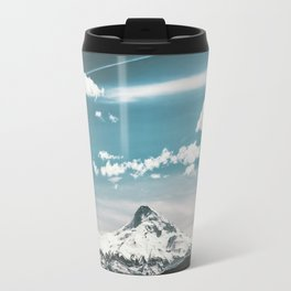 Mountain Morning - Nature Photography Travel Mug