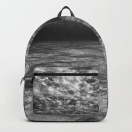 Under the Sea (Black and White) Backpack