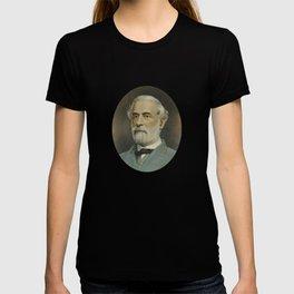 General Robert E. Lee Color Portrait T-shirt