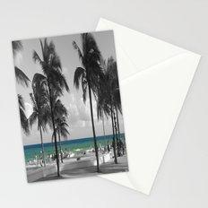Miami Beach Florida Ocean Stationery Cards