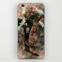 community iPhone & iPod Skins featuring Community by Lisa Romero