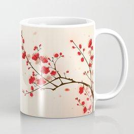 Oriental plum blossom in spring 009 Coffee Mug