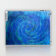Into Blue Laptop & iPad Skin