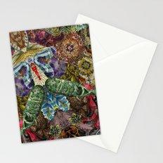 Psychedelic Botanical 5 Stationery Cards
