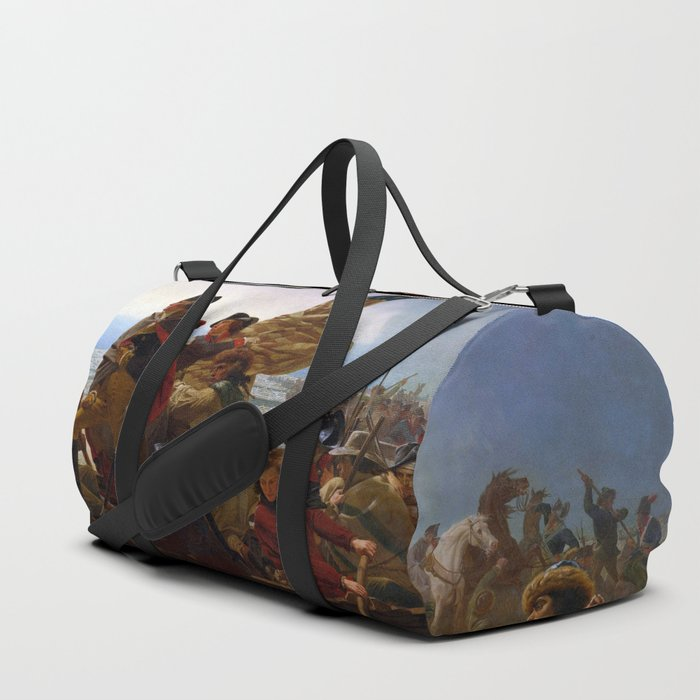 Washington Crossing the Delaware by Emanuel Leutze (1851) Duffle Bag