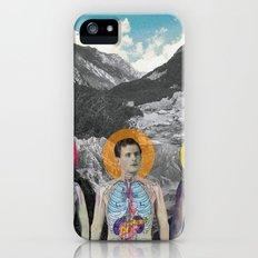 MOUNTAIN ANATOMY Slim Case iPhone (5, 5s)