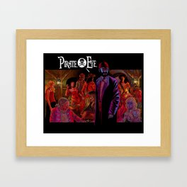 Pirate Eye: Den of Thieves  Framed Art Print