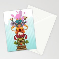 Monster´s Totem Stationery Cards