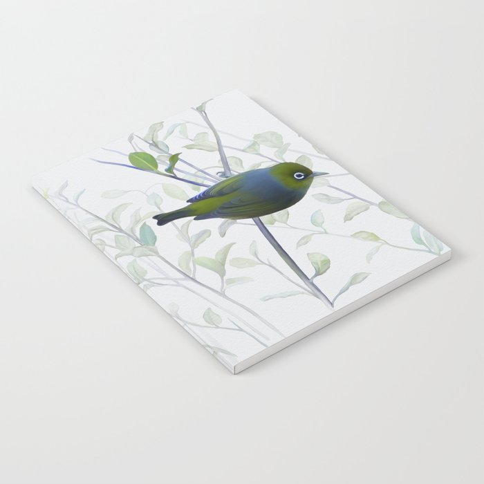 Little Silvereye Notebook