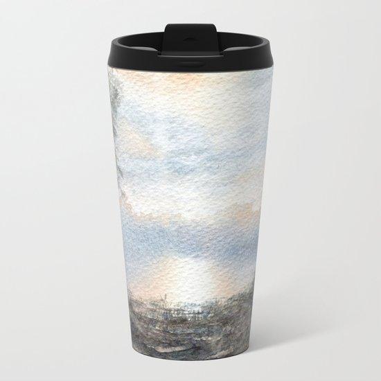 Lakeside Stroll Metal Travel Mug