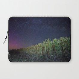 Wheat Field Planetarium Laptop Sleeve