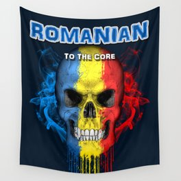 To The Core Collection: Romania Wall Tapestry