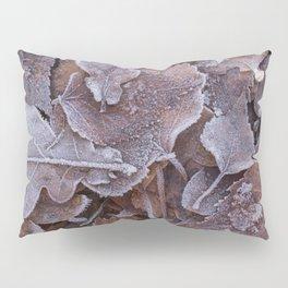 Fallen Oak Leaves Autumn Scene #decor #society6 #buyart Pillow Sham