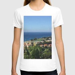 Seaside Coastal Villa T-shirt