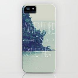 Adventure Island iPhone Case