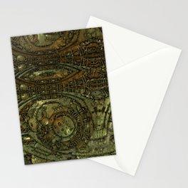 Welcome to the Machine Stationery Cards