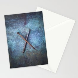 Two Nails Stationery Cards