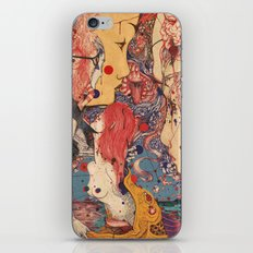 Release color iPhone & iPod Skin