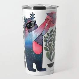 If You Love Something Travel Mug
