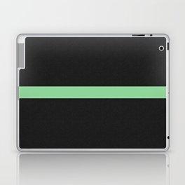 Simple Division - Matt Green On Urban Concrete Geometric Urban Pop Art Laptop & iPad Skin