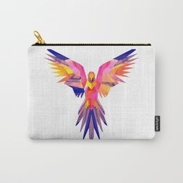 Vector Parrot Carry-All Pouch