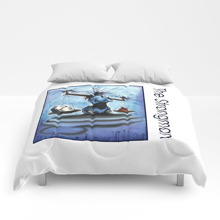 The Strongman Comforters
