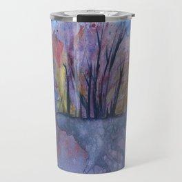 Watercolor 01 Travel Mug