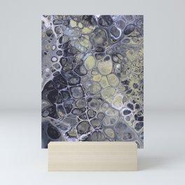 Shadowy Cells Mini Art Print