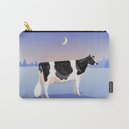 Holstein // Winter Carry-All Pouch