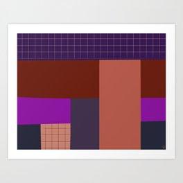 Cylia Art Print