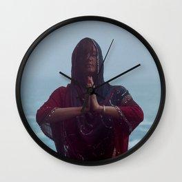 Torrid Calm Wall Clock