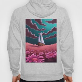 Pushing Daisies Hoody
